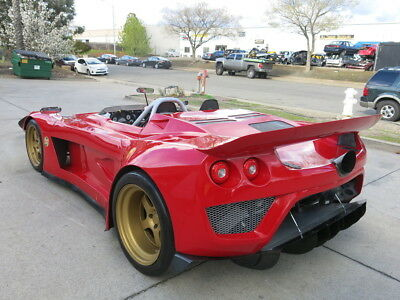 Replica/Kit Makes Ronin RS211/ Lotus Elise*/680HP/Turbo/Supercharge 2011 Ronin RS 211 680HP damaged wrecked rebuildable salvage lotus elise exige rs