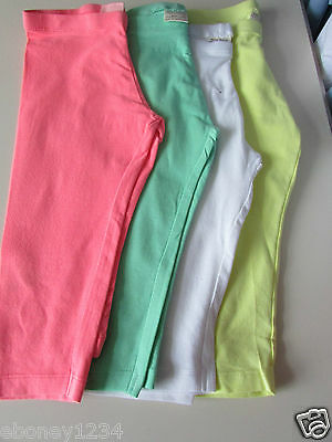 GirlsCropped Leggings in Various Colours  byZARA  Age from 3 to 12 Years New