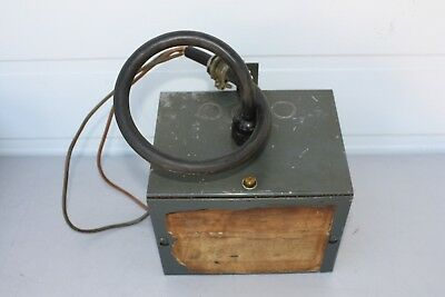 3-5hp Phase Converter, Good working condition