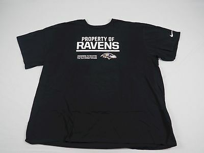aabd7f0db NEW Nike Baltimore Ravens - Black Cotton Short Sleeve Shirt (Multiple Sizes)