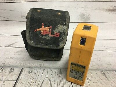 Used, Pacific Laser Systems Pls 3 Point Laser Level Tool-