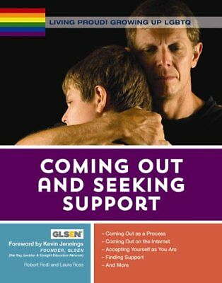 Living Proud! Coming Out and Seeking Support by Robert Rodi (Hardback, 2016)