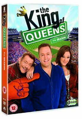 King Of Queens Season 7 [DVD] - DVD  EUVG The Cheap Fast Free Post
