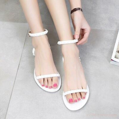 34b2a1a9bff5 New Women Comfort Rivet Studded Sandals Plastic Flat Jelly Candy Color Shoes
