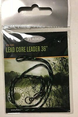 "FLADEN - Lead Core Leader 36"" for Carp and Barbel anglers"