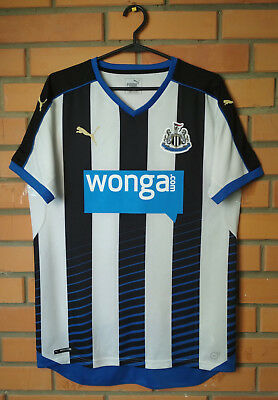 a636ad4dcc7 Newcastle United Home football shirt 2015 - 2016 size M jersey soccer Puma