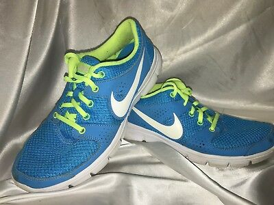 Nike flex experience running shoes size 7.5----525754-400