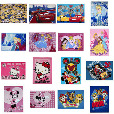 Disney & Character Rugs (Assorted)