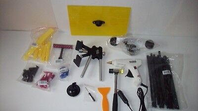 TONG YU Paintless Dent Removal Repair Tool Kits Golden Dent Lifter NEW