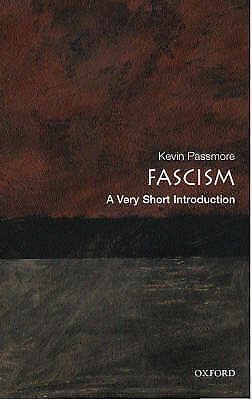 Fascism: A Very Short Introduction (Very Short Introductions)-ExLibrary