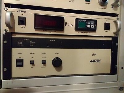 Advanced Energy 7003 Induction Power Source And Astex Hc Control