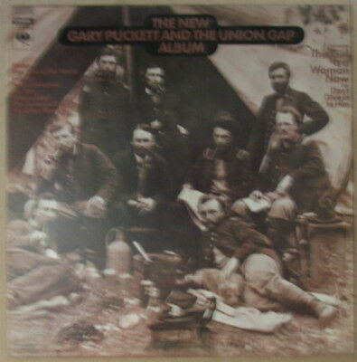 LP Gary Puckett & The Union Gap The New Gary Puckett And The Union Gap Album