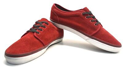 d7dac64224c902 VANS OTW COLLECTION Boot Red   Brown US Size 10 - FREE SHIPPING ...