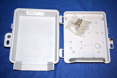 CableGuard CG-500 Keptel Coax Telco Internet Cable Outdoor Demarcation Enclosure