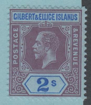Gilbert & Ellice Islands 23 Mint Hinged Og * No Faults Very Fine !