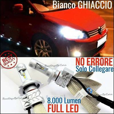 Set LED H4 Volkswagen CADDY (all) light SINGLE mk1 maxi 6500K CANBUS VW tuning