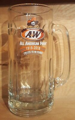 A&W Collector Mug - New 2018 A&W Root Beer Mug (2 Mugs)