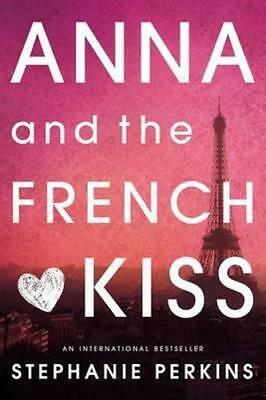 NEW Anna and the French Kiss By Stephanie Perkins Paperback Free Shipping
