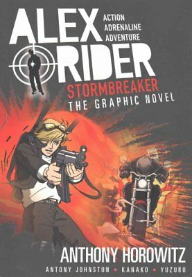 Stormbreaker Graphic Novel by Anthony Horowitz 9781406366327 (Paperback, 2016)