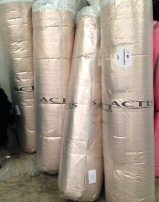 Triso Super 12 roof, loft, wall Actis multi foil insulation 16m2