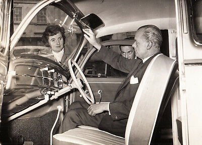 Volkswagen Beetle Front Interior, At The Volkswagen Exhibition Coventry Photo