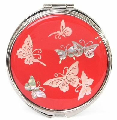Korean mother-of-pearl Antique Pattern Glass Mirror
