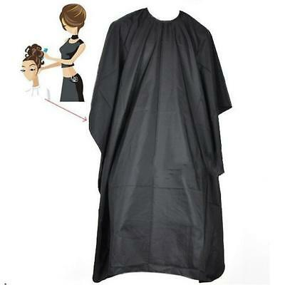 Adult Salon Hair Cut WaterProof Hairdressing-Cape Barber Gown Cloth Clothe NEU~;
