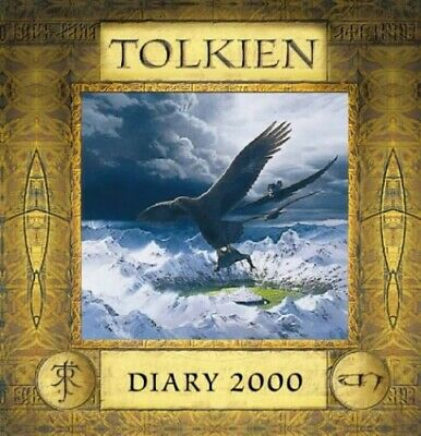 Tolkien Diary 2000 Diary Book The Cheap Fast Free Post