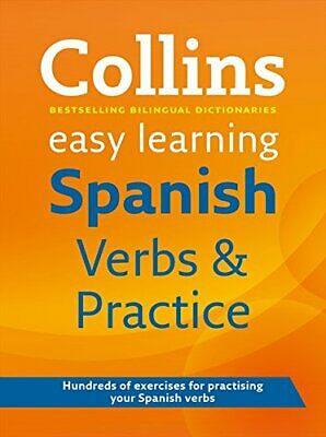 Easy Learning Spanish Verbs and Practice (Collins Eas... by Collins Dictionaries