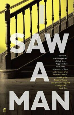 I Saw a Man by Sheers, Owen Book The Cheap Fast Free Post