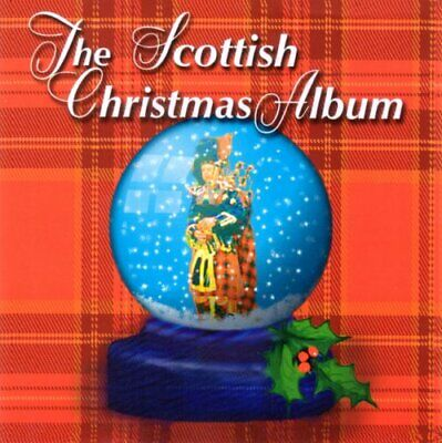 Various Artists - The Scottish Christmas Album - Various Artists CD HIVG The