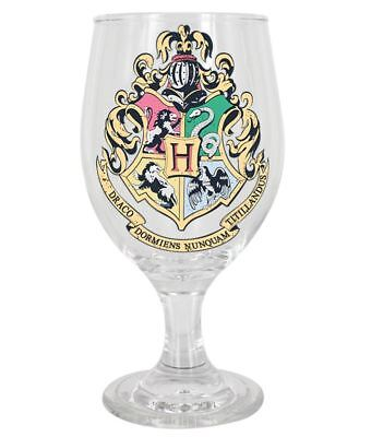 Official Harry Potter Hogwarts Colour Changing Magic Drinking Glass Gift Box