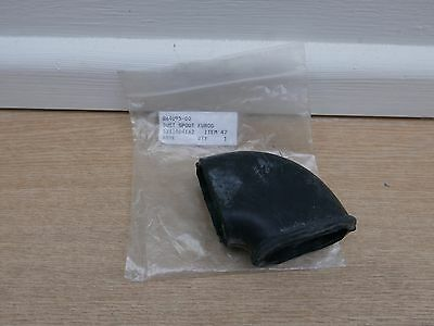 Dewalt Radial Arm Saw Rubber Dust Spout Dw1251 Dw1501 Dw1751 864095-00
