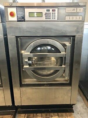 4e04b81a708202 Primus FS16 16kg Full Control Commercial Industrial Washing Machine Wet  Cleaning