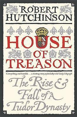 House of Treason by Robert Hutchinson (Paperback) Book
