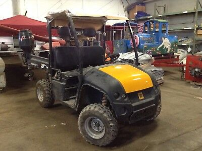 JCB Workmax 800D Utility Vehicle 4x4 UTV Side by Side Used Commercial Work Truck