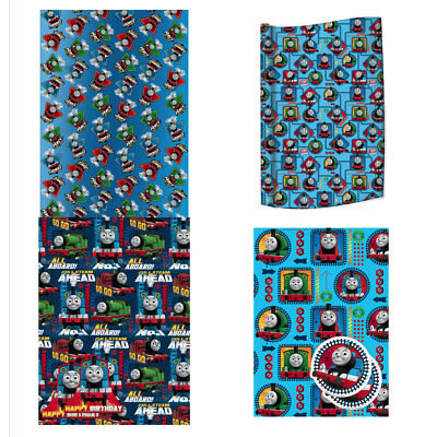Thomas & Friends Roll Wrap & Tags (Assorted)