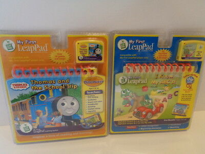 My First Leap Leap Frog Thomas  And Abc's New In Packages