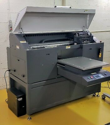 Industrial Uv-Led Printer - Ultra Fast - Great Condition