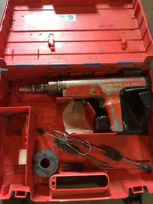 Hilti DX350 Powder Actuated Fastening Tool
