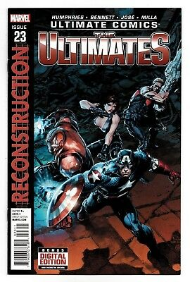 Ultimate Comics The Ultimates #23 26 27 28 29 Lot Marvel 2013 Disassembled