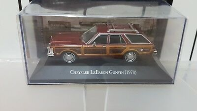 Chrysler Lebaron gunyin escala 1/43 grandes autos memorables mexico escala 1/43