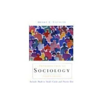 Introduction to sociology by henry tischler 1499 picclick introduction to sociology by tischler henry paperback book the fast free fandeluxe Gallery