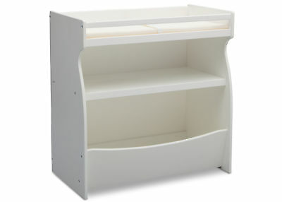 Delta Children 2-in-1 Changing Table and Storage Unit by Delta