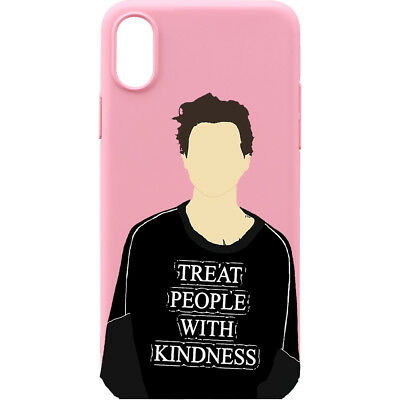 Pink Harry Styles Faceless Cartoon Phone Case - Fun Cases for Iphone for Samsung