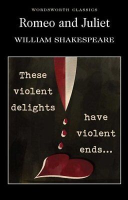 Romeo and Juliet by William Shakespeare 9781840224337 (Paperback, 2000)