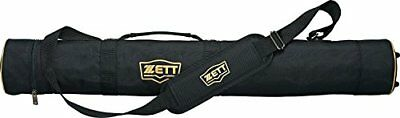 ZETT Baseball Bat Case 3-4 BC 773 Black 1900 New