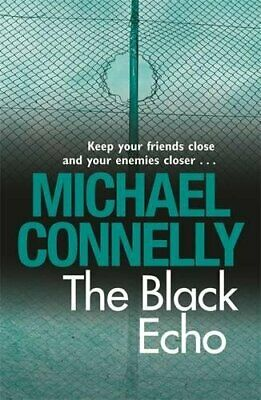 The Black Echo (Harry Bosch Series) by Connelly, Michael Paperback Book The