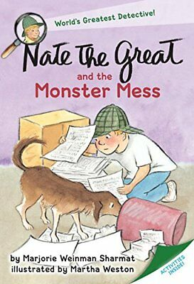 Nate The Great And The Monster Mess (Nate the Great D... by Sharmat, Marjorie We