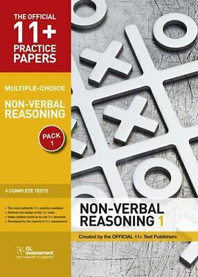 11+ Practice Papers, Non-verbal Reasoning Pac... by Educational Experts Pamphlet